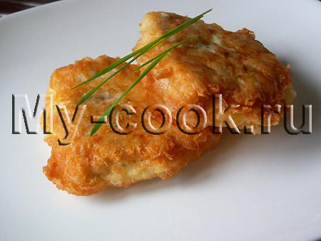 Куриное филе по -Милански
