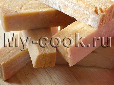 Яблочная пастила. Старинный рецепт