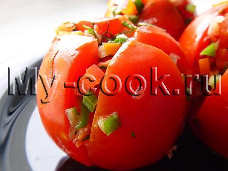 Фаршированные помидоры по-египетски
