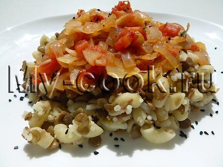 Кошари. Египетское блюдо