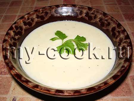 Белый соус бешамель