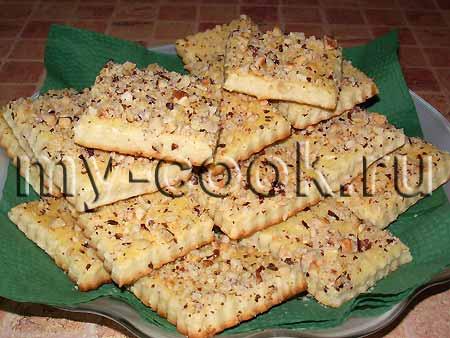 Печенье домашнее - 562 домашних вкусных рецепта приготовления