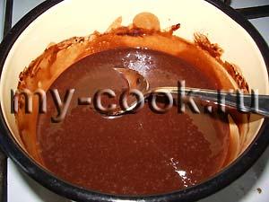 Мраморный кекс (рецепт для пароварки)