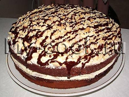 Торт Полосатик
