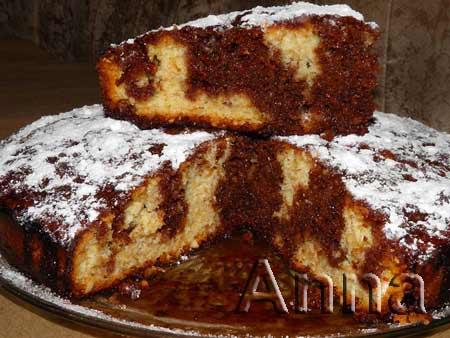 Ореховый пирог рецепт приготовления