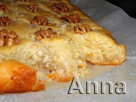 Басбуса арабские сладости рецепт
